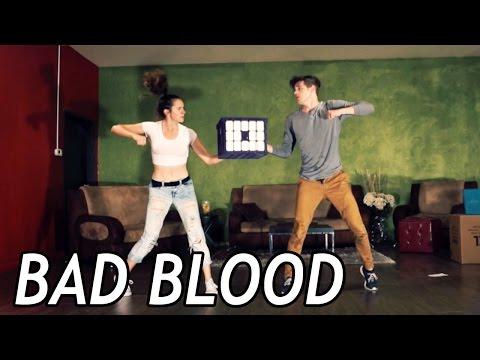 BAD BLOOD - Taylor Swift ft Kendrick Lamar Dance | @MattSteffanina Choreography | #SYTYCD