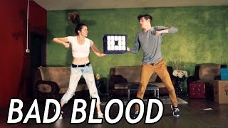 BAD BLOOD - Taylor Swift ft Kendrick Lamar Dance | @MattSteffanina Choreography | #SYTYCD