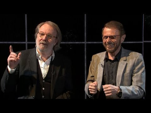 In full: ABBA's Benny and Bjorn reveal...