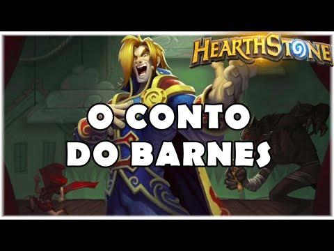 HEARTHSTONE - O CONTO DO BARNES! (STANDARD BIG PRIEST)