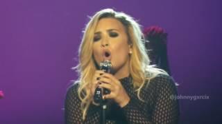 "Demi Lovato ""MY LOVE IS LIKE A STAR"" Guadalajara Mexico (October 18th, 2016)"