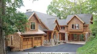 Rustic Houses Video 2 | House Plans And More