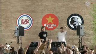 HERNAN CATTANEO 💖 NICK WARREN 💖 4 HS SET @ Showcase of SUDBEAT & The Soundgarden 18 Jun 2017