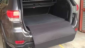 Jeep Grand Cherokee 2014 Boot Buddy Car Boot liner product breakdown