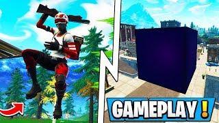*NEW* Fortnite 5.41 Update Live! | Cube Destroys Tilted! ( #LenovoLegion Gameplay )