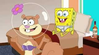 Cartoon Hook-Ups: SpongeBob and Sandy(SpongeBob and Sandy meet in a shady no-tell motel after years of sexual tension, but will it be what they expected? Subscribe to WinkyDinkTube to catch all the ..., 2014-06-14T04:46:10.000Z)
