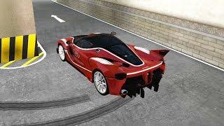 Sports Car Test Driver: Monaco Trials #1 Android Gameplay HD - Millionaire Exotic Cars - La Ferrari