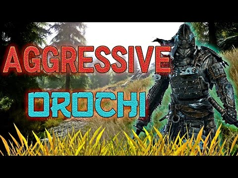 For Honor - High level Offensive Orochi