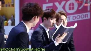"""Download Video EXO ChanSoo Cute Moments """"디오 & 찬열"""" MP3 3GP MP4"""
