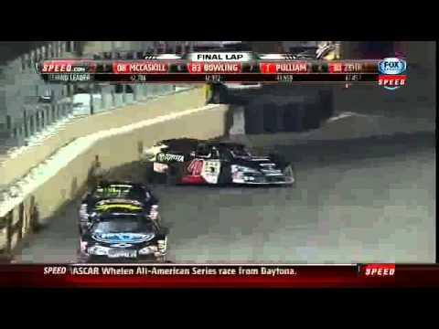 Whelen All-American Series 2013 Daytona Chaos Am Rennende