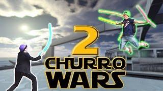 El Friki de las Galaxias - CHURRO WARS 2 | Star Wars Prank