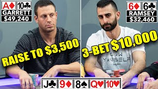 Ramsey Runs Over the Table ♠ Live at the Bike!