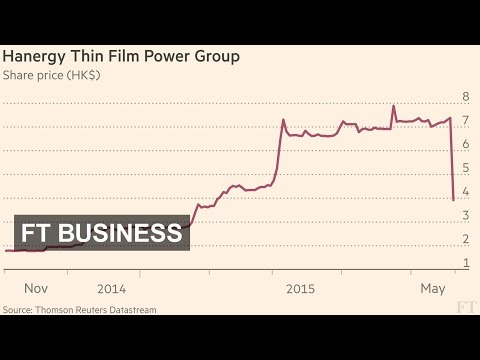 Hanergy Shares Plunge 47% | FT Business