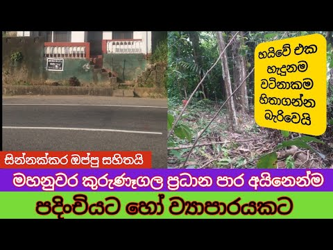 Valuable Commercial Property for sale in Sri Lanka   Property Sale   Land Sale   Kandy Property