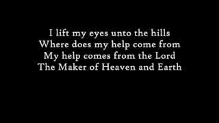 Casting Crowns - Praise You in this Storm - Instrumental with lyrics