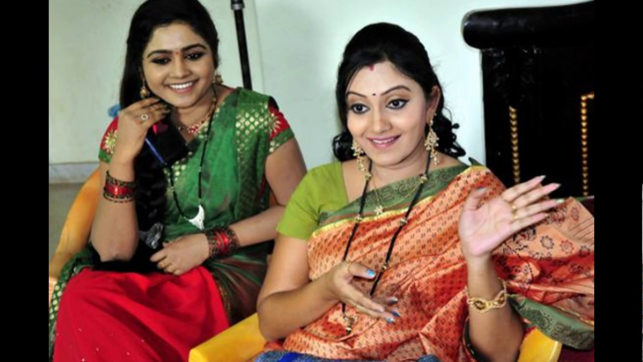 Serial Actress Sireesha marriage in real life photos