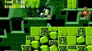 Sonic the Hedgehog: Never Stop Running (Genesis) - Longplay