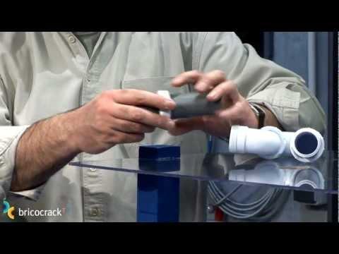 Poner un desag e de lavabo bricocrack youtube for Partes de un grifo
