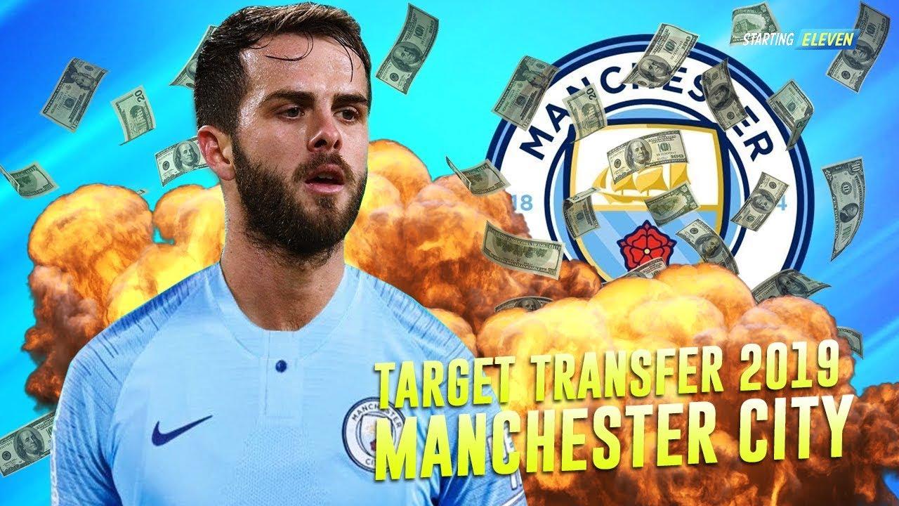 7 Pemain Incaran Manchester City Di Bursa Transfer Januari 2019 Rumor Transfer