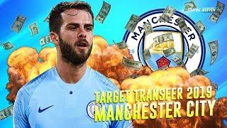 7 Pemain Incaran Manchester City di Bursa Transfer Januari 2019 - Rumor Transfer