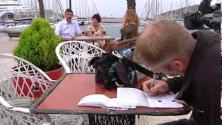 Un programa de televisión británica ayuda a una pareja de ingleses a encontrar casa en Cartagena