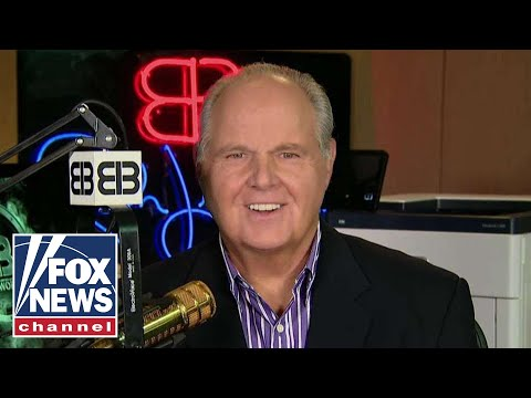 Limbaugh tears into 2020 Dems in 'Hannity' exclusive