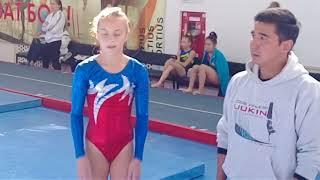 Чемпионат Республики Казахстан по спортивной гимнастике