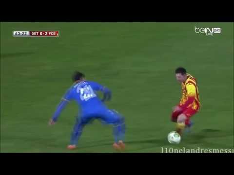 Les 10 plus beaux buts de Lionel MESSI