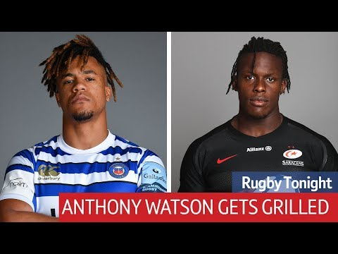 Did Anthony Watson steal Maro Itoje's haircut? England star answers your questions