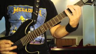 Slayer Hallowed Point Guitar Lesson