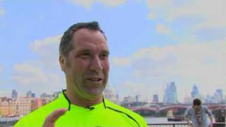David Seaman's Funny Story About Fishing With Gazza