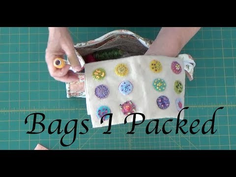 Bags I Used