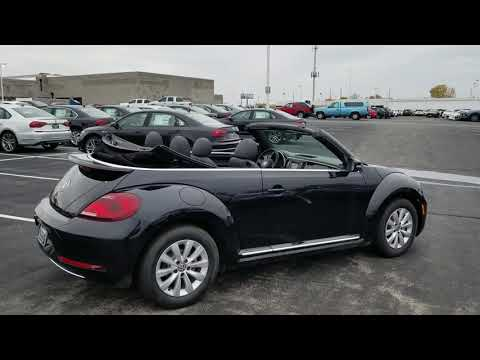 2019 VW Beetle 2.0T S Convertible ****DISCONTINUED AFTER 2019 MODEL YEAR****