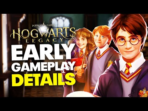 Hogwarts Legacy – Early Game Details Leaked!
