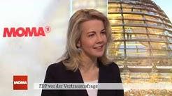 """ARD-""""Moma"""": Politikerin ständig unterbrochen"""