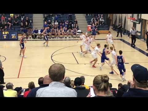 Nico Mannion And Spencer Rattler Basketball Highlights (Pinnacle High School)