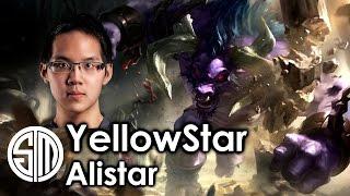 YellowStar picks Alistar