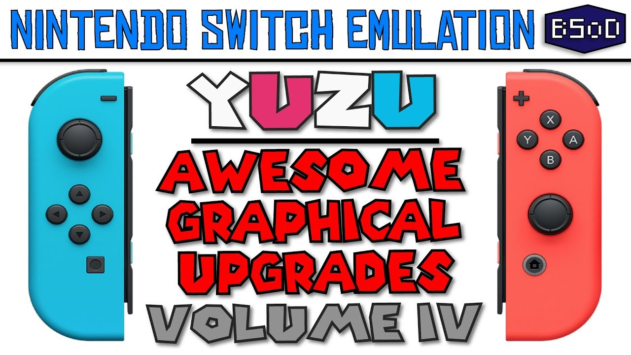 Yuzu Emulator gets another EPIC Graphical Update - Nintendo Switch Emulation