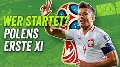Lewandowski, Piszczek, Szczesny - Polens beste Aufstellung für die WM 2018 - Wer startet?
