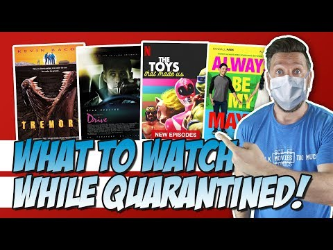 What to Watch on Netflix While Quarantined!