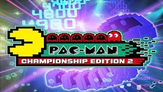 Pacman Championship Edition 2 Gameplay #1