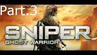 Sniper Ghost Warrior - Walkthrough 3 - Dangerous Grounds