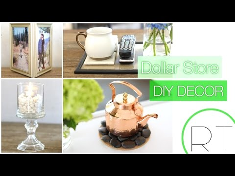 dollar store centerpiece ideas diy dollar store decor youtube