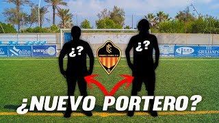 ¿NUEVO PORTERO? CRAZY CREW F.C.