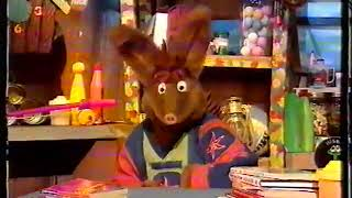 CBBC on Nickelodeon Continuity: Tuesday 3rd February 1998