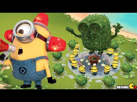 Скачать Игру Minion Paradise На Андроид - фото 8