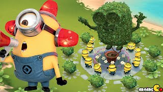 Minions Paradise: Spend All The Money Mini Games Level 16 - iOS / Android