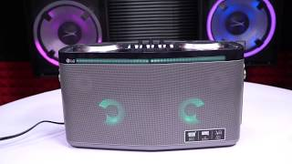 LG XBOOM RK8 DJ Boombox - The Party Machine