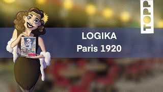 "Trailer | ""Logika - Paris 1920"" (TOPP 4933)"
