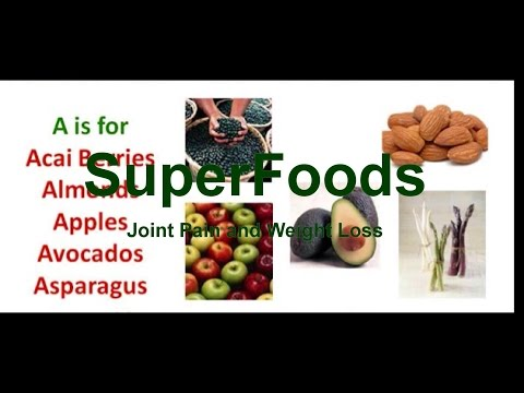 "101-super-foods-list-for-""joint-pain-and-weight-loss"""